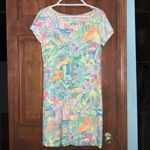 Lily Pulitzer Patterned Dress NWOT